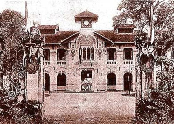 Trường Gia Long-1925