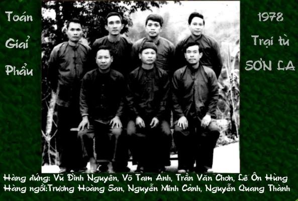 bác sĩ quân y trong trại Sơn La
