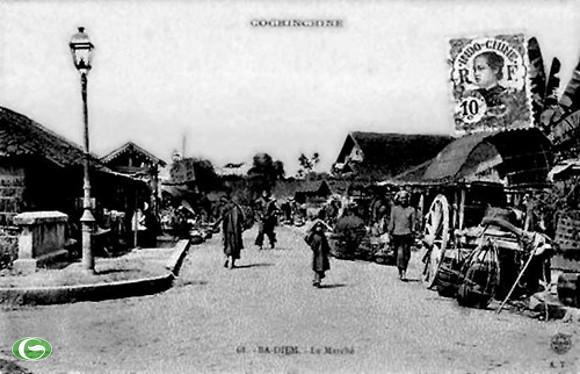 Chợ Bà Ðiểm