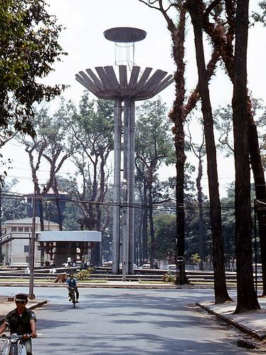 Hồ Con Rùa 1972