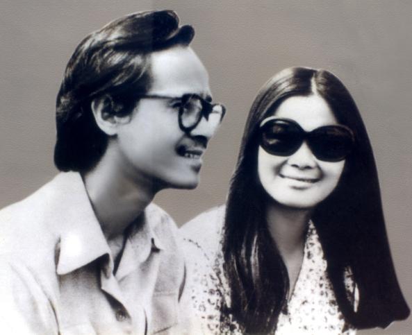 Khánh Ly và Trịnh Công Sơn