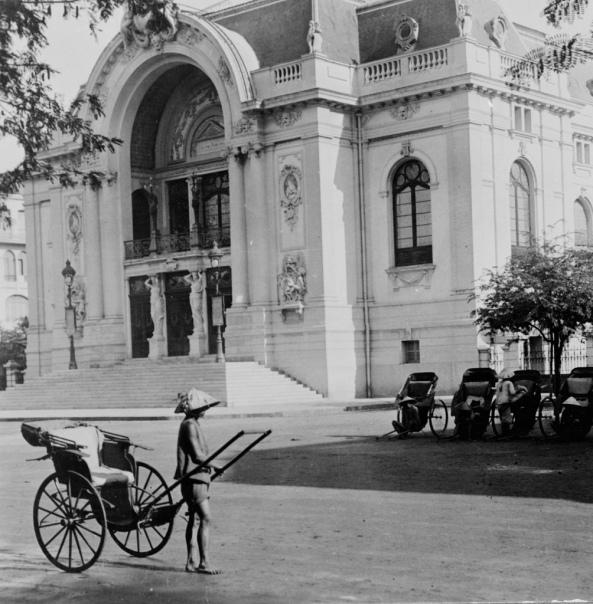 Nhà hát Lớn SG 1915