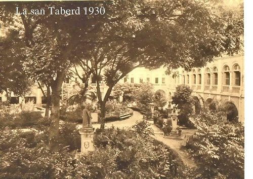 Trường LA SAN TABERD 1930