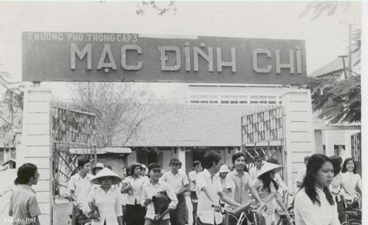 Trường trung học Mạc Đĩnh Chi