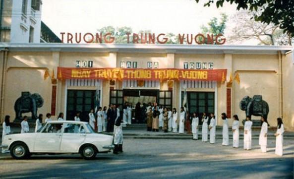 Trường trung học nữ Trưng Vương