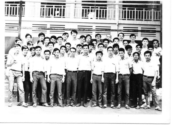 học sinh Võ trường Toản