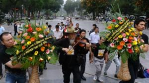 Tưởng niệm các quân nhân Việt Nam từ cả hai phía hy sinh ở Hoàng Sa - Trường Sa