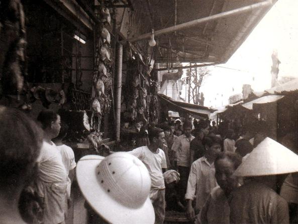 Vịt quay chợ Cũ Sài gòn