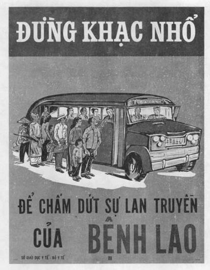 Bích chương của Bộ Y Tế VNCH