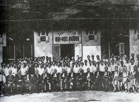 Luat Khoa Sai gon