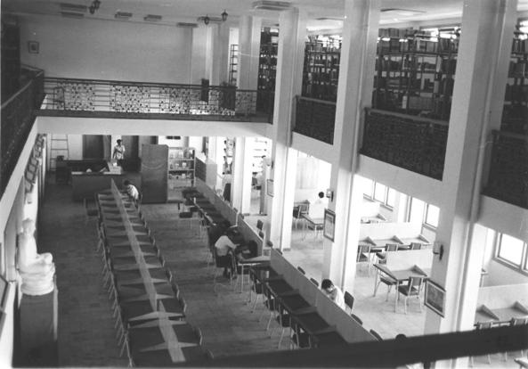 Thư viện Đại học Vạn Hạnh Sài Gòn