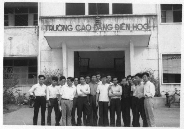 Trường Cao đẳng Điện học