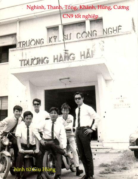 Trường Kỹ Sư Công Nghệ, Trường Hàng Hải thuộc Trung Tâm Quốc Gia Kỹ Thuật