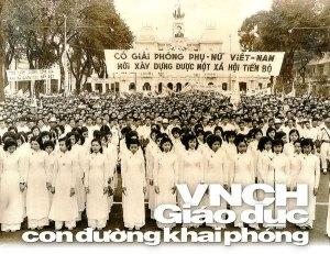 Triết Lý Giáo Dục Của Việt Nam Cộng Hòa: Một Niềm Hãnh Diện Của Người Việt Quốc Gia