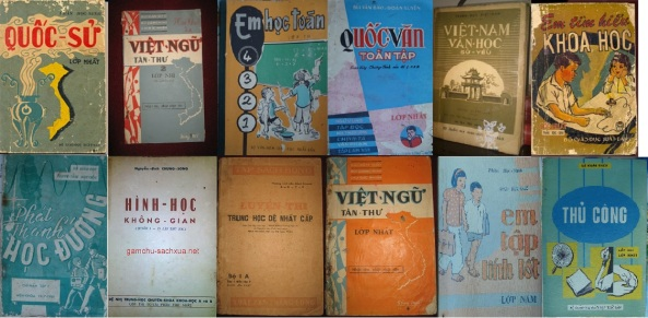 Sách giáo khoa thời VNCH