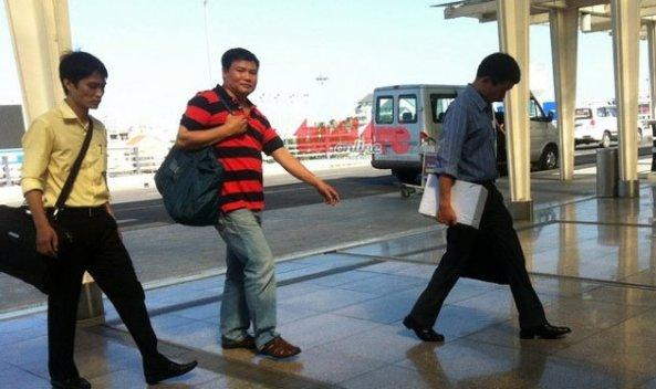 Nhà báo, blogger Trương Duy Nhất bị gán vào tội theo điều 258 và bị bắt vào ngày 26.05.2013