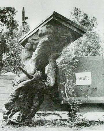 Số phận của Thương Tiếc sau năm 1975