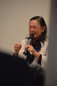 Mẹ của cô Đỗ Thị Minh Hạnh.