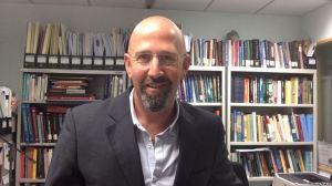 Giáo sư Jonathan London, chuyên gia về Việt Nam, thuộc Khoa nghiên cứu Châu Á và Quốc tế Đại học Hong Kong.